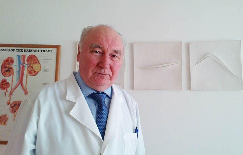 """Profesorius Balys Dainys: """"O buvo laikai, kai transplantacija prilygo galvos persodinimui"""""""