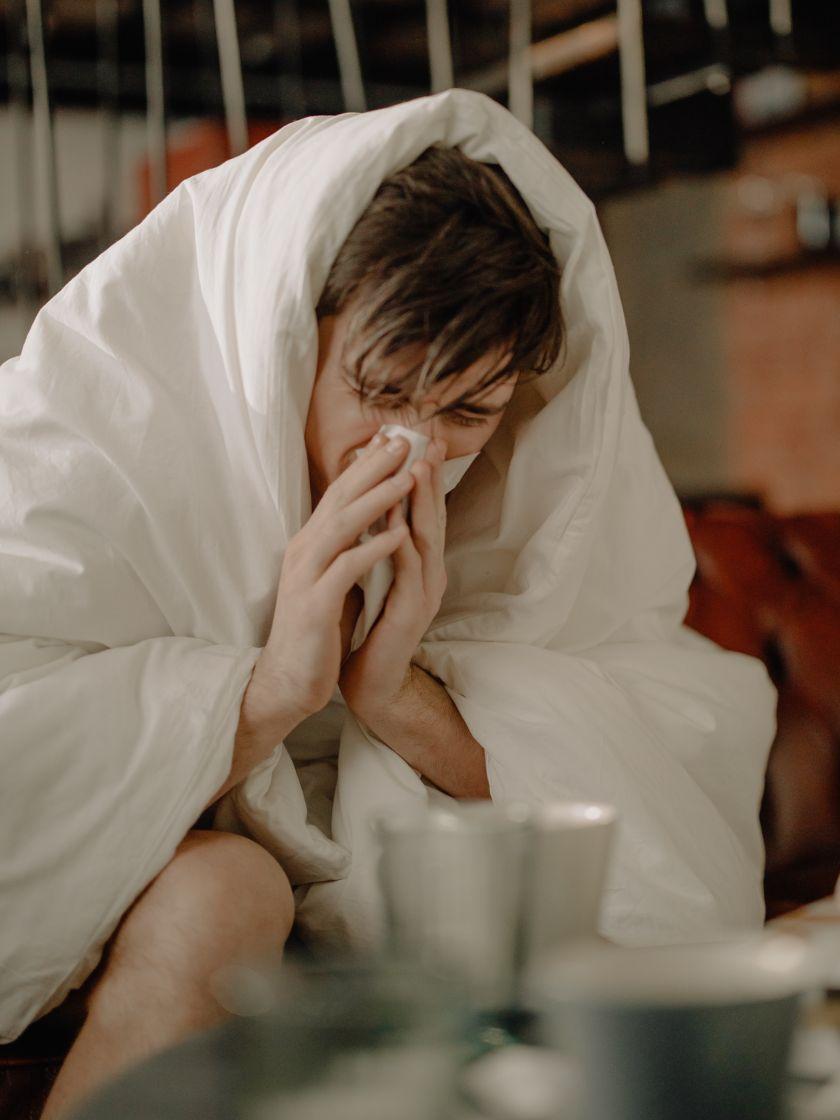 Gripas ir COVID-19 – ne tas pats, bet nuo abiejų reikia saugotis panašiai